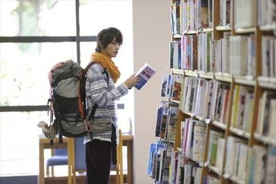 【SPインタビュー】「天使のいる図書館」公開!! 横浜流星「人間ドラマに胸が締め付けられる作品です」