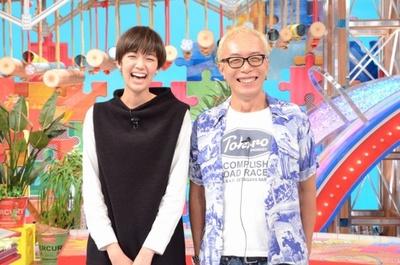 佐藤栞里「『笑ってコラえて!』は家族です」