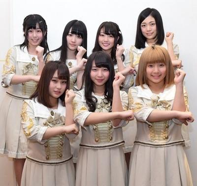 転校少女歌撃団・新メンバー加入後、初めてのTV収録!