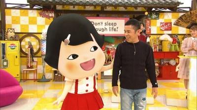 岡村隆史が少女に叱り飛ばされる!NHKで異色のクイズ番組が放送!