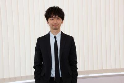 V6・坂本昌行の弟分、橋本淳は純粋な大男!?