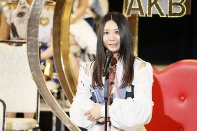 【AKB総選挙】SKE48・古畑奈和 号泣から悲願の選抜入り達成!