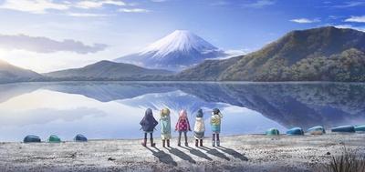 ゆる~いキャンプアニメ「ゆるキャン△」が2018年冬に放送