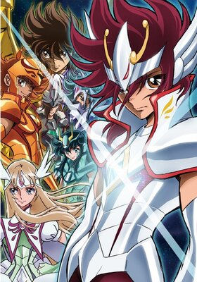 「聖闘士星矢Ω」が4月から新シリーズへ突入! 新キャラ昴は光牙の弟分!?