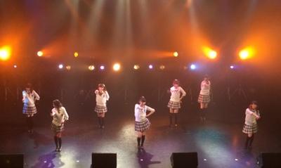 富山から東京へ! アイドルフェスでキラッキラ☆輝くビエノロッシ!!