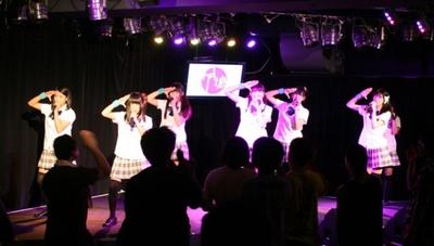 「ウタ娘定期ライブ」でアイドルが大集合! ぴっちぴちでキラッキラ☆のビエノロッシも富山から参戦!!