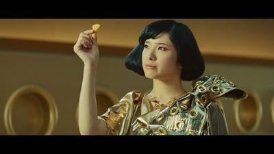 吉高由里子、濃厚チーズのおいしさに「ん~!!」