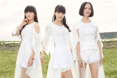 Perfume10周年特設サイトにツリーが生える!