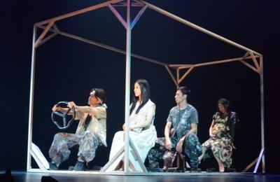 吉高由里子初舞台! 「緊張で何も見えなかった」