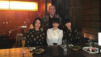 志村けん、対談相手はデビュー15周年のあの3人組!