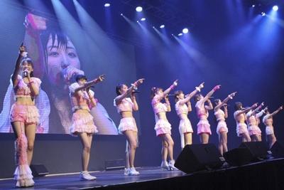 モー娘。台湾ライブでえりぽん客イジリ&男前くどぅー!?