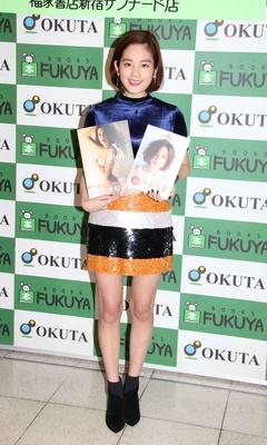 """筧美和子、セクシー写真の撮影に「""""恥ずかしい""""という感情も吹っ飛んだ」"""
