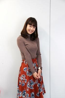 桝田沙也香アナ「天気は知れば知るほど奥が深い!」