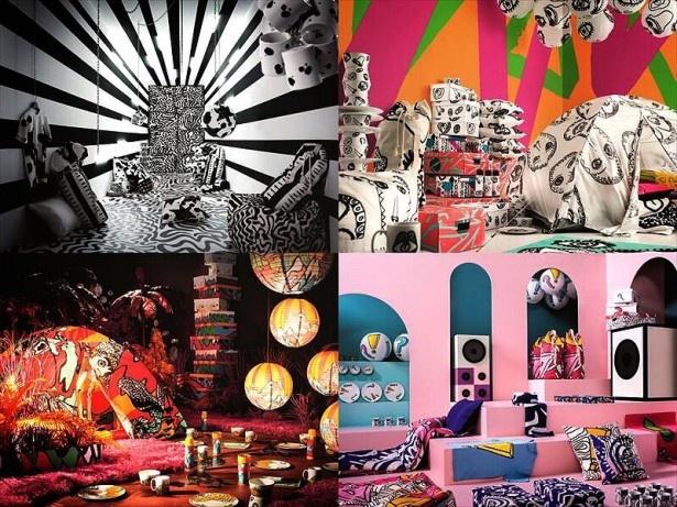 ファッショデザイナーのキット・ニールとコラボレーションした最新限定コレクション「SPRIDD スプリッド」