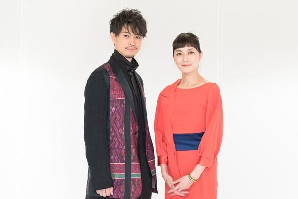 レッドカーペット・レポーターに板谷由夏が就任、斎藤工はスタジオゲストとして参加