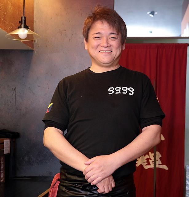 多ジャンルの店を手がけ、台湾にも進出するなど日本の麺文化を発信する店主の杉浦さん