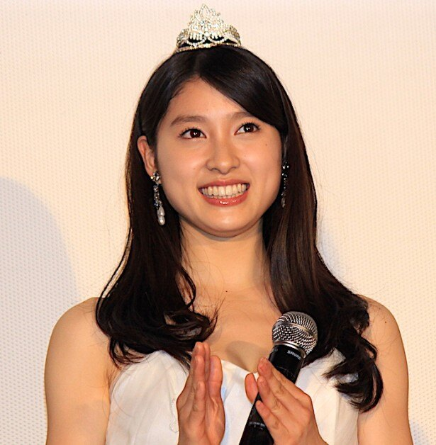 土屋太鳳は亀梨和也との共演に「王子様に出会うってこんな感じ?」