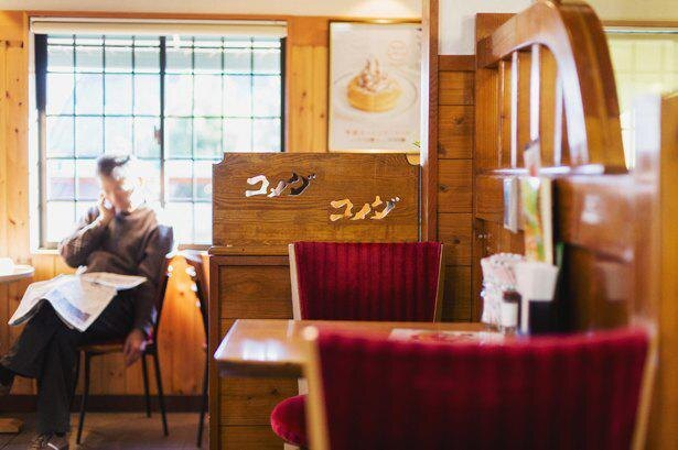 名古屋発祥の人気喫茶店、コメダ珈琲店