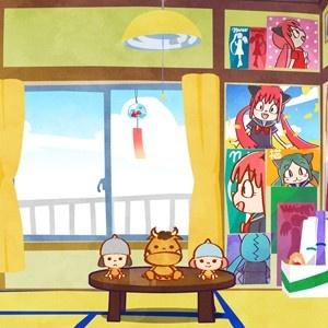 徳井青空原作の4コマが今春アニメ化!