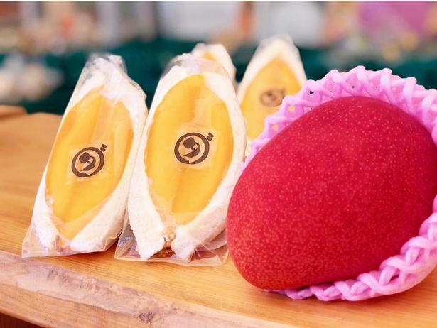 八百屋 の 作る 本気 の フルーツ サンド