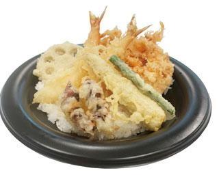 季節の特製天丼などを500円で!「和食さと」初夏の500円弁当キャンペーン