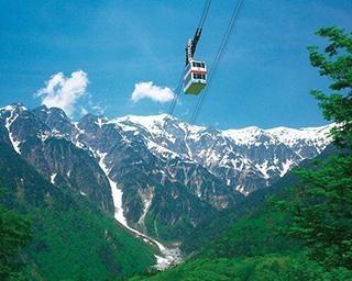 北アルプスの雄大な景色を堪能するドライブ!岐阜の奥飛騨温泉郷で癒しの湯巡りも満喫