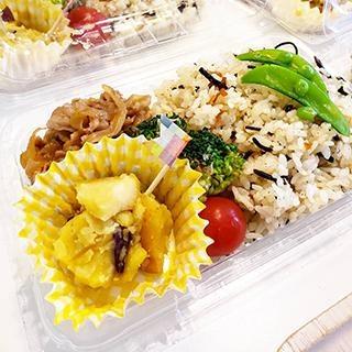 お母さんの不安を解消!大阪・天王寺のカフェが「給食弁当」販売