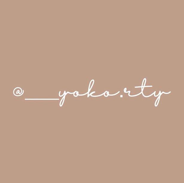 ___yoko.rtyさんのプロフィール画像