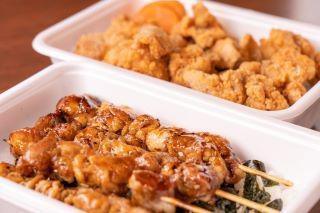 魚民から「350円弁当」が発売!人気の唐揚げ、焼き鳥を自宅でリーズナブルに堪能