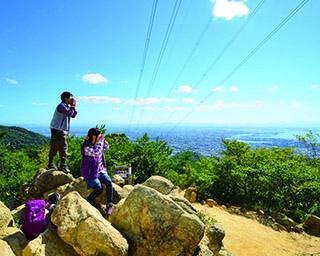 【行ったつもりハイキング】山頂を縦断する六甲ハイクの人気コース「兵庫・六甲山最高峰」