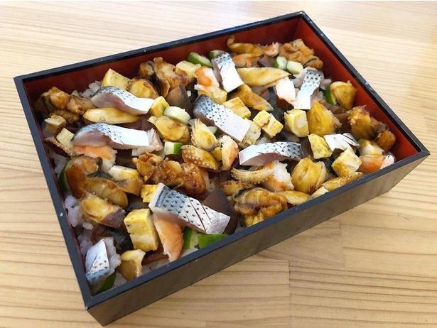 ばらちらし(1500円)