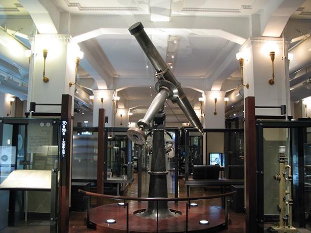 「日本館」と「地球館」の展示がすべて見学できる