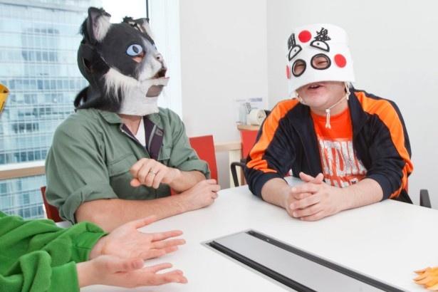 「アナログゲームやレトロゲームに触れられるのも、闘会議の見どころです」と語るタイチョー
