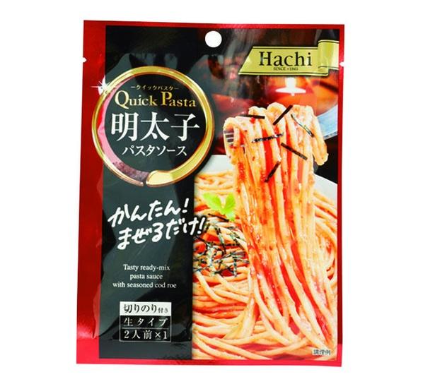 クイックパスタ 明太子(ハチ食品、¥165(希望小売価格)/46.5g 191kcal)
