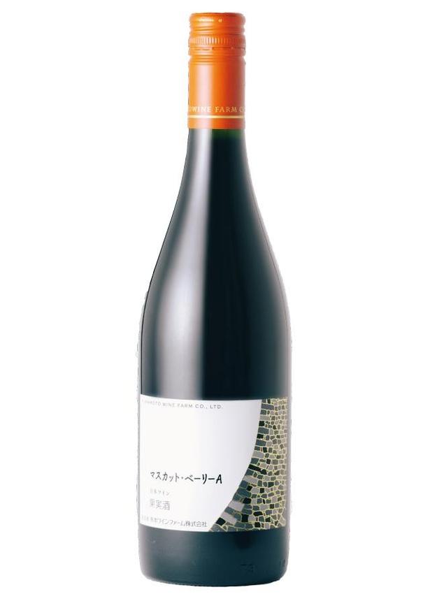 マスカット・ベーリーA(750ml 1854円・税込)
