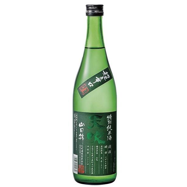 天吹 超辛口特別純米酒 生(720ml 1540円・税込)/天吹酒造