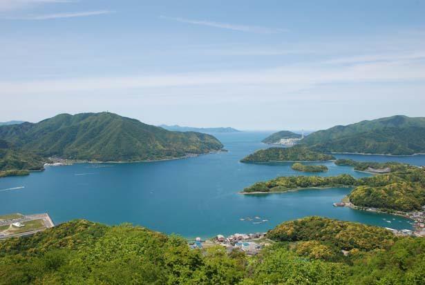 日本海側で唯一の軍港都市として発展した舞鶴市