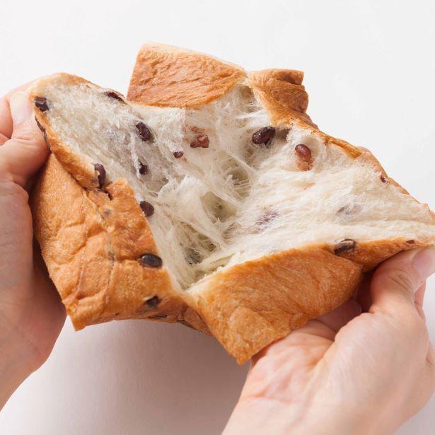 高級食パン専門店「あずき」の「AZUKI食パン」