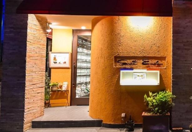 有名グルメガイドで一つ星を獲得した名店 / フランス料理 サンテミリオン