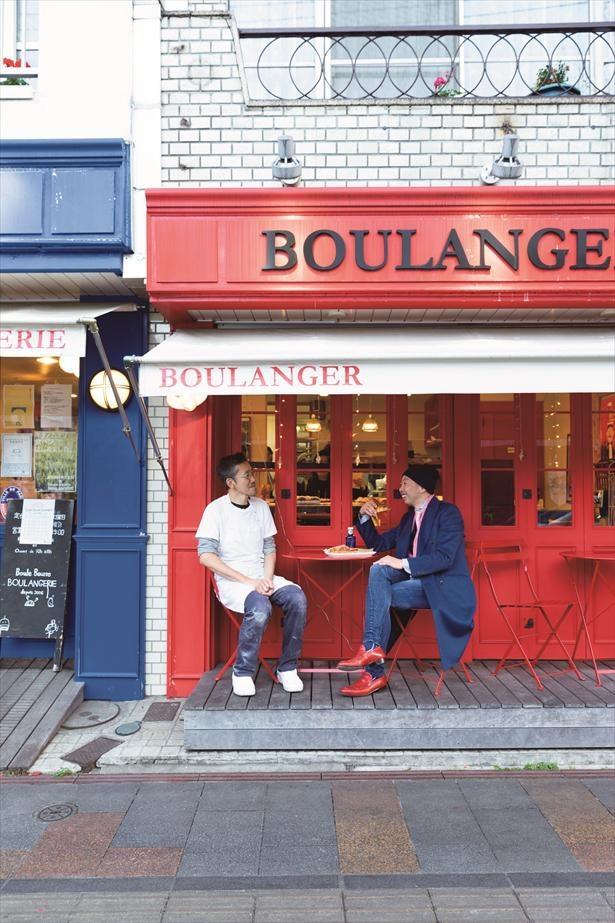「パリですか?」「いいえ、八王子です」…オシャレすぎるお店!