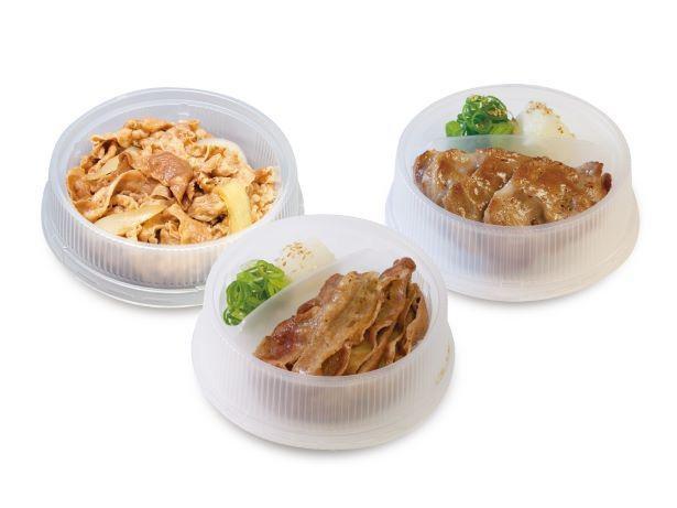牛皿+牛焼肉単品+豚肩ロース焼肉単品の「定番トリオ」