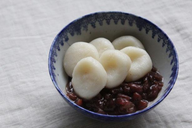 【写真】米粉と豆腐でつくる米粉だんごのオリジナルレシピを公開