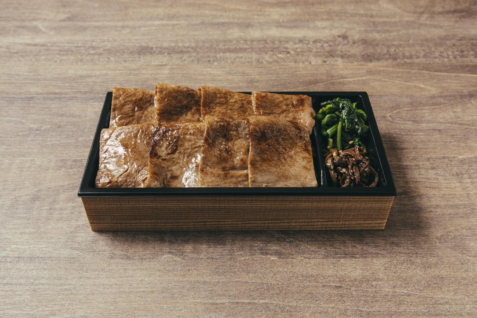 【写真】ランキング上位の弁当は…「バンビーナ特製サーロイン弁当」