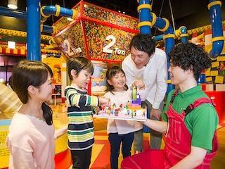 レゴランド・ディスカバリー・センター東京の楽しみ方!レゴブロックの世界にどっぶり浸れる