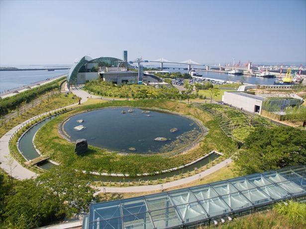 クウェート・ふくしま友好記念日本庭園