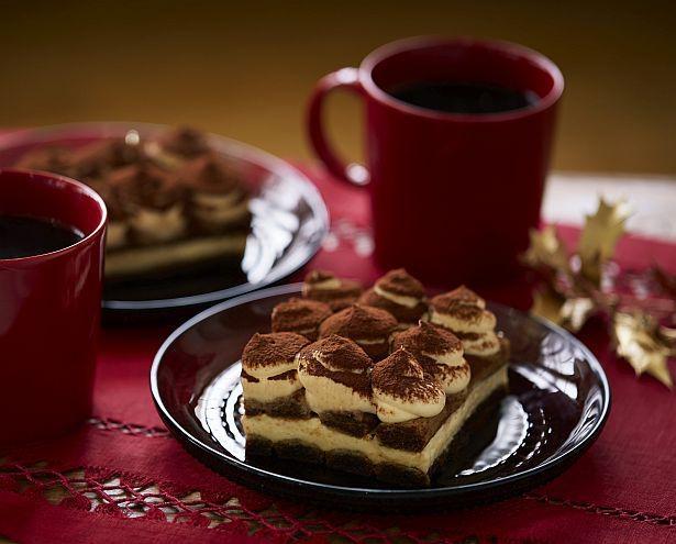 コーヒーを使ったイタリア定番デザートの「ティラミス」