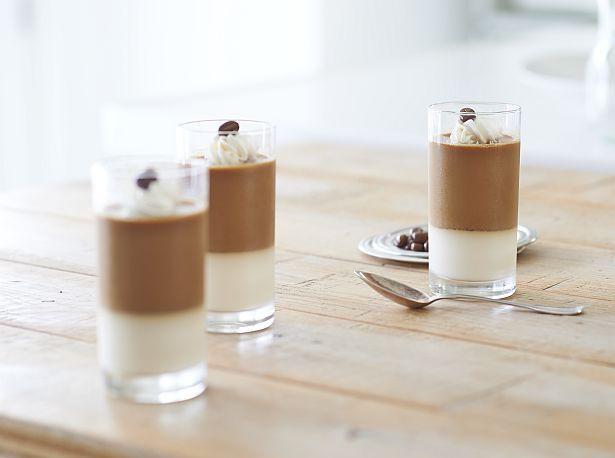 【写真】ひんやり美味しい「コーヒー ブランマンジェ」