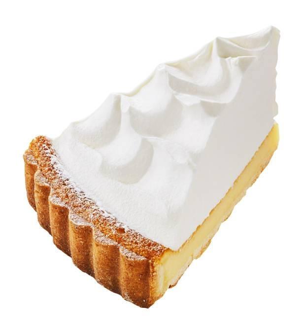 【写真】たっぷりクリームが載った「サマーチーズ」。2層の食感の違いを楽しもう