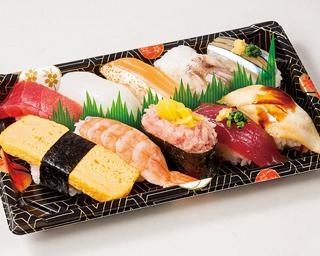 大阪・中之島の人気店の味をお弁当で!寿司やうなぎでオフィス飯を豪華に