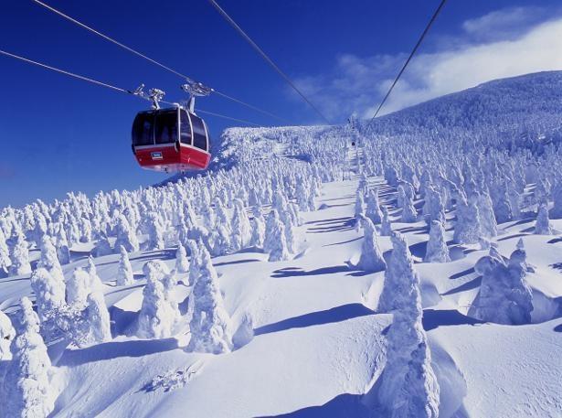 【写真】純白の雪と氷の世界に感動!
